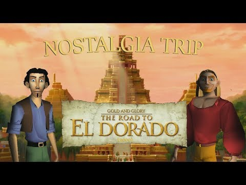Gold & Glory: The Road To El Dorado (2000) NOSTALGIA TRIP