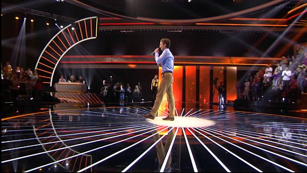 Harun Mehmedagic – Ljubavnik – Zvezde granda 2015 – emisija 18 (17. 01. – muška grupa)