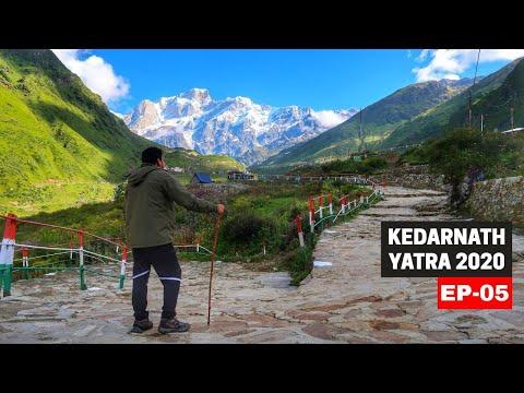 Beautiful Kedar Valley Trek to Sonprayag | KEDARNATH YATRA 2020