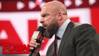 Download Lagu Why Triple H has unfinished business with The Undertaker: Raw, Aug. 20, 2018 Mp3