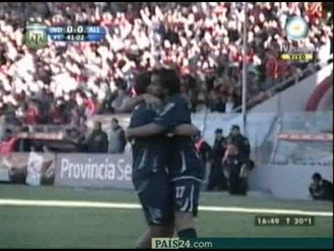 Independiente 2 - 2 All Boys (Torneo Clausura 2011)
