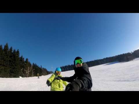 Skicentrum Deštné 2016