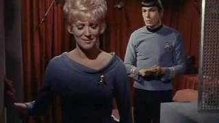 Christine Loves Spock