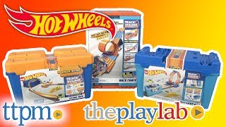 Hot Wheels Track Builder System from Mattel