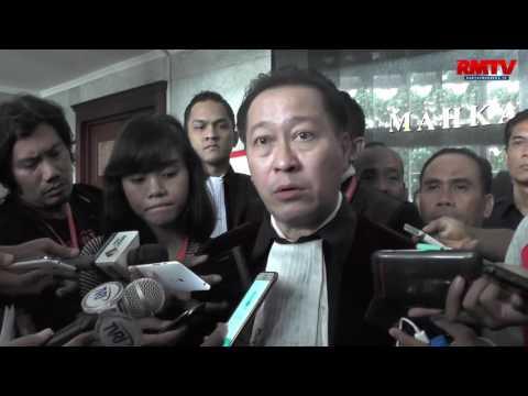 PPP Kubu Djan: Sengketa Muktamar ke MK, Menkumham Hingga Jokowi Terancam?