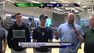 2016 MVNU Men's Soccer Recruiting Class
