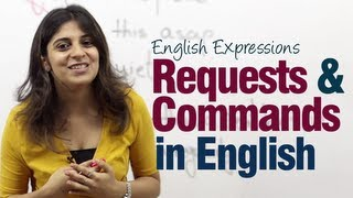 Video Requests & Commands in English - Useful English Expressions MP3, 3GP, MP4, WEBM, AVI, FLV Oktober 2018