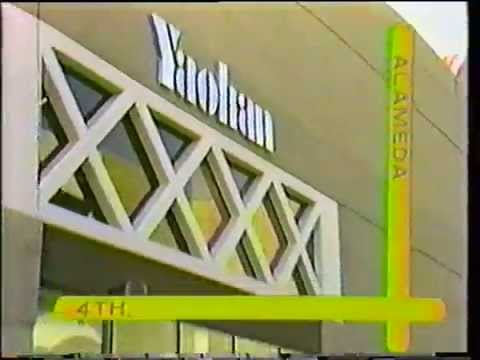 Yaohan plaza in Little Tokyo, Los Angeles, California 1990