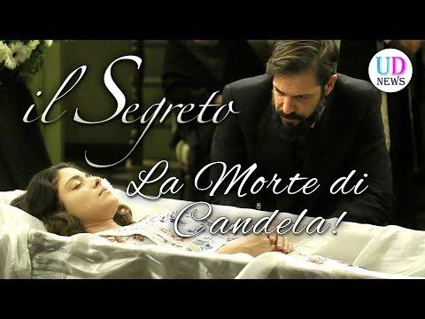 il segreto anticipazioni spagnole: la morte di candela