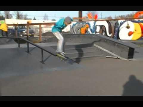 Skateparks in Alaska