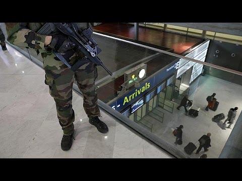 Δρακόντεια μέτρα ασφαλείας στα ευρωπαϊκά αεροδρόμια