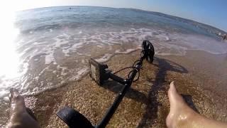 Makro Multi Kruzer (Настройка баланса грунта на морском пляже)