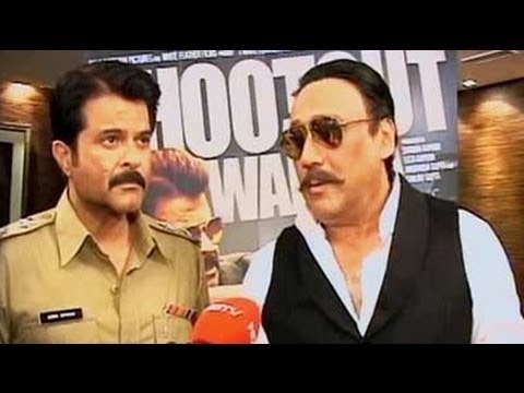 Shroff - Anil Kapoor and Jackie Shroff re-unite onscreen after 15 years for the film Shootout At Wadala, and the actors talk to NDTV about the experience and their lo...
