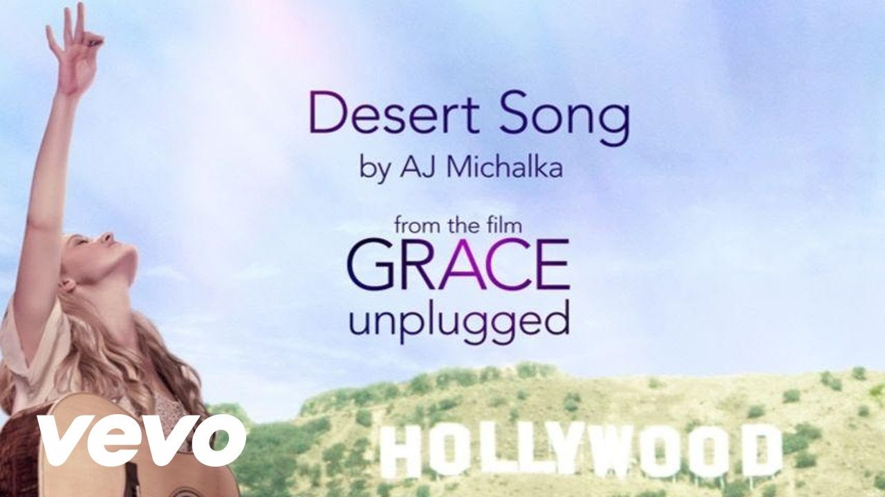AJ Michalka desert song mp3