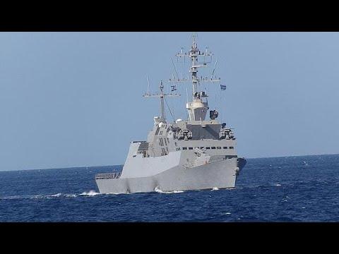 Τουρκικό εμπορικό «ακούμπησε» κανονιοφόρο του Πολεμικού Ναυτικού-Τί λέει η πλοιοκτήτρια εταιρεία…