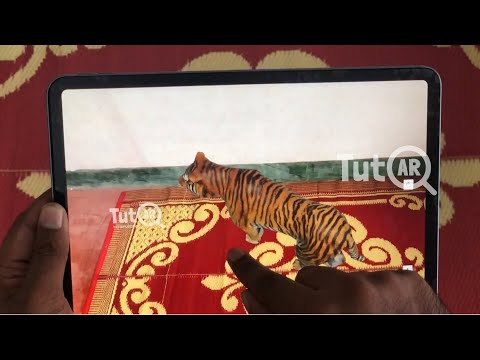 How to use TutAR app | Augmented Reality (AR) platform for schools | Next Reality Classroom