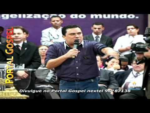 Eduardo Mascarenhas o Xaropinho do Ratinho - testemunho impactante Gideões 2012