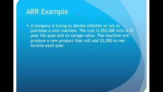 Capital Budgeting- Lecture