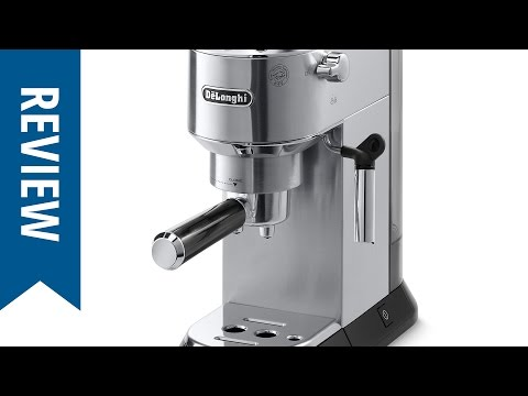 Coming Soon: The DeLonghi Dedica Espresso Machine
