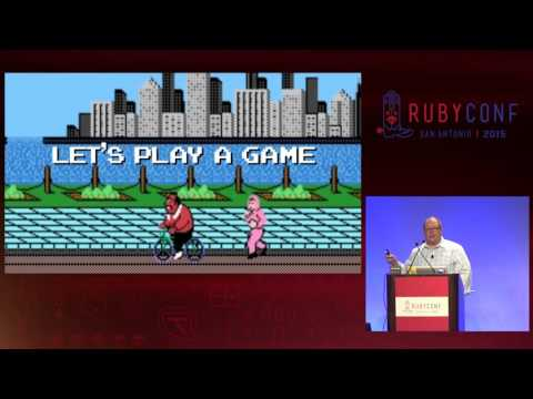 RubyConf 2015 - Hacking Spacetime for a Successful Career by Brandon Hays