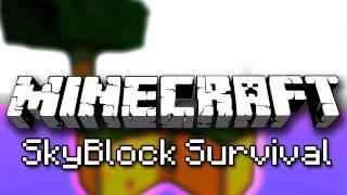 Minecraft: SkyBlock Survival Ep. 15 - Finally, Fish!