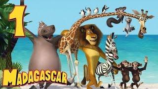 Zagrajmy W: Madagaskar 1 #1 - Król Nowego Jorku