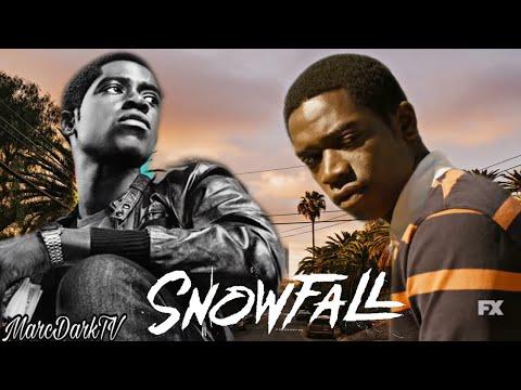 SNOWFALL SEASON 4 FRANKLIN SAINT WHAT TO EXPECT!!!