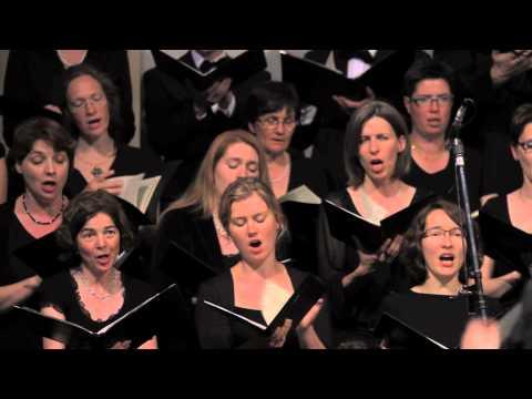 J.S. Bach, Kantate BWV 30: Nr. 11 Recit. & Nr. 12 Coro »Freue dich, geheilgte Schar«