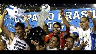 FINAL   Copa    do     Brasil  2004     Flamengo   x   Santo    André   2º jogo