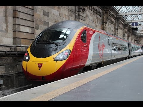 Glasgow Central to Preston on board Virgin Trains West Coast First Class trip report