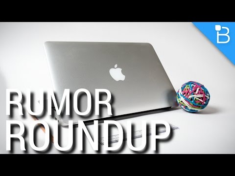 ipads - Rumor Roundup: New MacBooks and 12-inch iPads Get $5 off your first Harry's purchase: http://www.harrys.com Promo Code: (TECHNO) Jon R is back to tackle the biggest tech rumors of this week!...