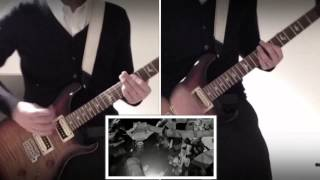 Hero's come back/Nobody-Knows (NARUTO OP).  Guiter cover