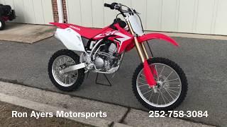 2. 2018 Honda CRF150R Expert