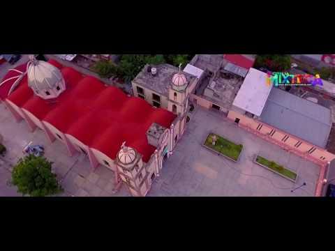 Templo de La Virgen de Guadalupe (Aerial Video)
