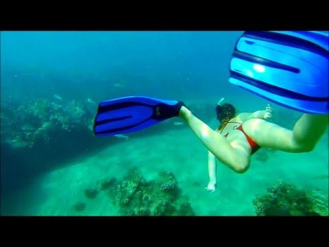 Swimming Underwater Girls Full HD 1080p Edit Version