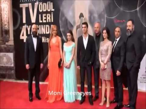 السلطانة هويام والسلطان سليمان أفضل ممثل وممثلة في مهرجان جوائز أنطاليا