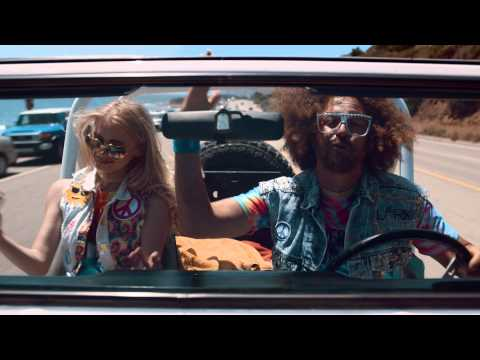 Redfoo feat. Stevie Wonder - Where the Sun Goes