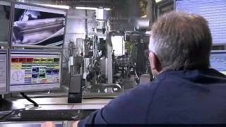 Mercedes-Benz E-Class advanced engine testing