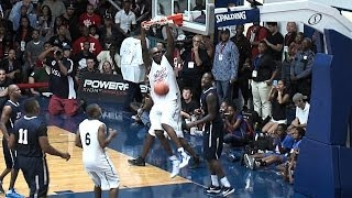Zach Randolph Lockout Highlights - Houston