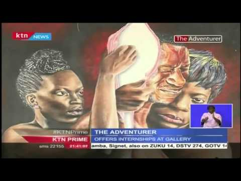 The Adventurer-Kenya's art industry