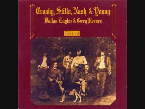 Crosby, Stills, Nash & Young - Woodstock