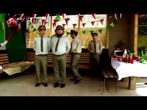 Los Cabos – La Fonda – El Club de la Comedia 2014