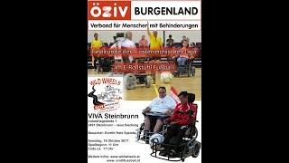 Video Liga 2017: Wild Wheels - ÖZIV Burgenland vs. Thunder E-agles - ASKÖ Wien MP3, 3GP, MP4, WEBM, AVI, FLV November 2017