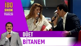 Bitanem - İbrahim Tatlıses & Songül Karlı Düet - Canlı Performans - İbo Show  (1998)