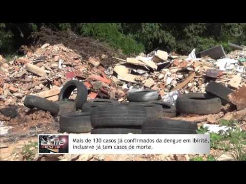 TV IBIRITE - Dengue mata em Ibirité