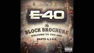 "E-40 ""Mob Shit"" Feat. B-Legit"