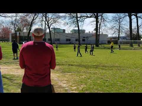 Union Raptors '18 Spring Game #4 - 2nd Half vs Franklin Township