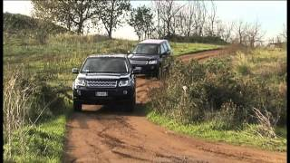 Land Rover Freelander 2 ED4 SD4 MY 2013 - First Test