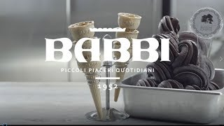 Video Tutorial - Helado Selezione Fondente Babbi