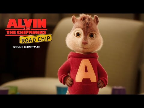 Alvin and the Chipmunks: The Road Chip (TV Spot 'Going to Miami')